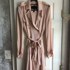 BCBG Cameo Trench Coat/Dress